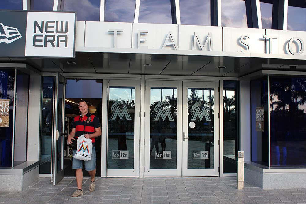Über mich - Markus Himmelstoß - Marlins Team Store Miami