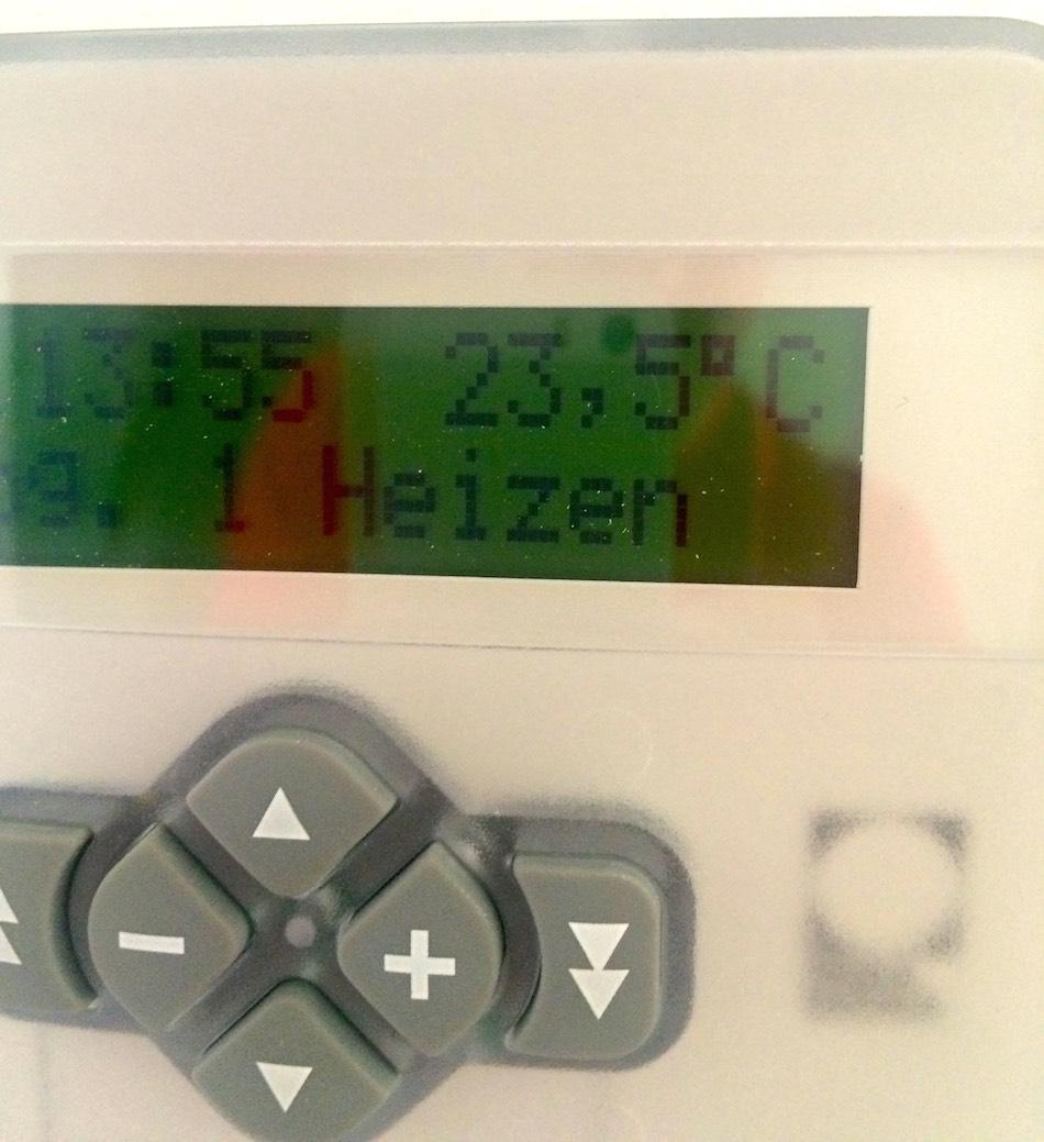 Passivhaus bei Minus-Temperaturen