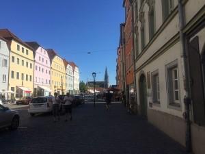 Stadt am Hof