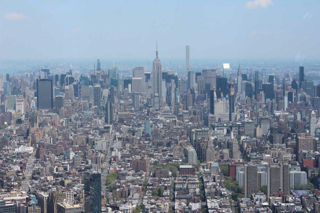 Reisebericht New York 2016