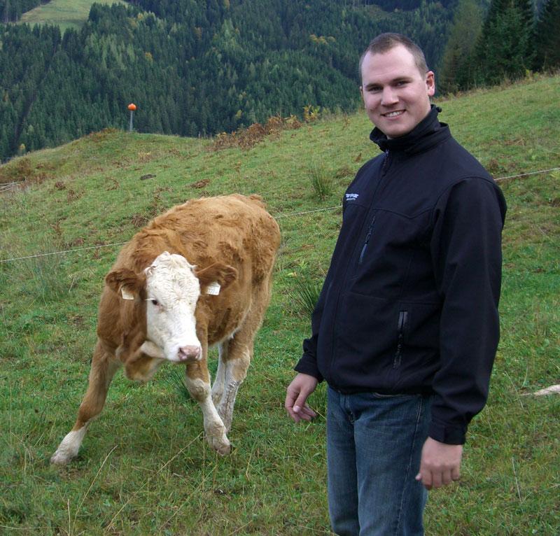 Markus Himmelstoß + Kuh
