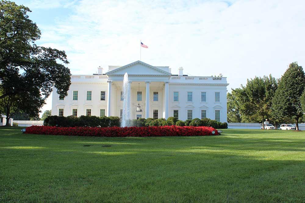 Weißes Haus Washington DC