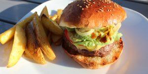 Burger selber grillen