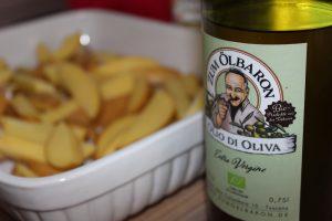 Pommes Frites Zubereitung