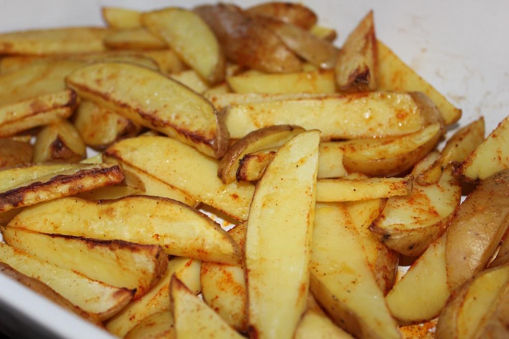 Pommes Frites selbst machen
