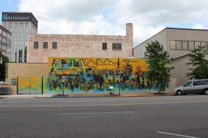 Montgomery Grafitti