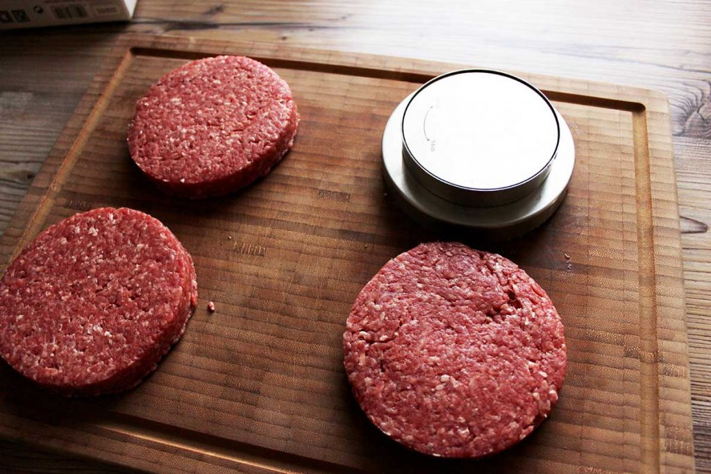 Tchibo Burgerformer Erfahrungsbericht