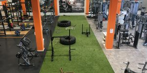 Fitnessstudio in Regensburg: Power & Fitness Center