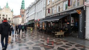 Fußgängerzone Kopenhagen