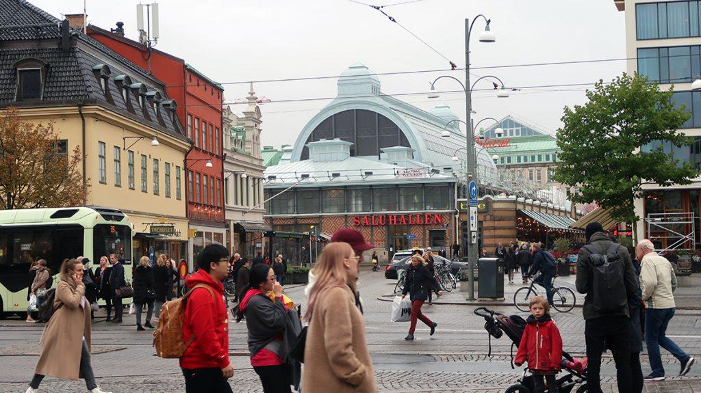 Saluhallen Göteborg