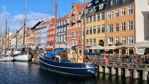 Reisebericht Kopenhagen 2018 - Nyhaven