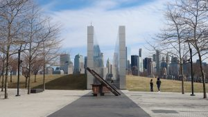 Empty Sky Memorial Jersey City